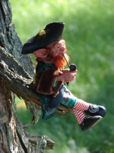 The Wee History of Leprechauns | Nancy B. Brewer