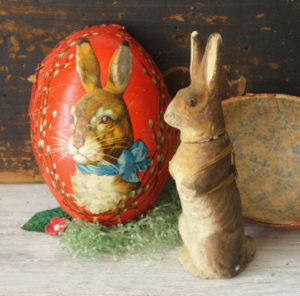 What country does the Easter Bunny story originate from?