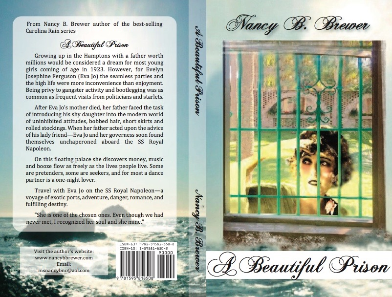 """Adventure awaits- In the pages of """"A Beautiful Prison"""""""